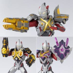 Ultraman X MonsArmor Option Parts Set Limited Edition [SH Figuarts]