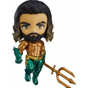 FREE SHIPPING - Aquaman: Hero's Edition [Nendoroid 1190]