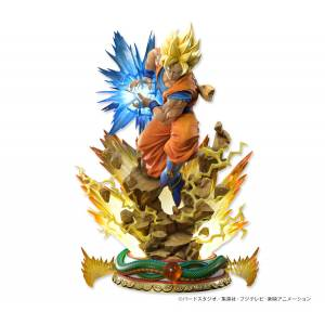 Mega Premium Masterline Dragon Ball Z Son Goku (Super Saiyan) Limited Edition [PRIME1STUDIO x MegaHouse]