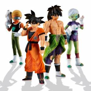 Movie Dragon Ball Super Broly - Battle Ending Set - Bandai Premium Limited Edition [HG]