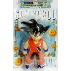 Dragon Ball DX Sofbi Figure 5 - Son Goku [Banpresto]