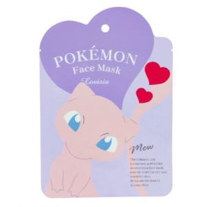 Pokemon - Face Mask Mew