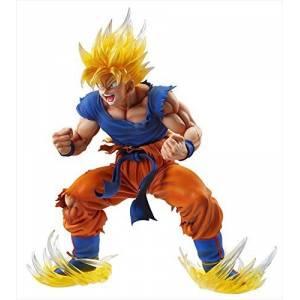 Dragon Ball Kai - Chozo Art Collection - Super Saiyajin Son Goku Ver.2 [Medicos] [Occasion]