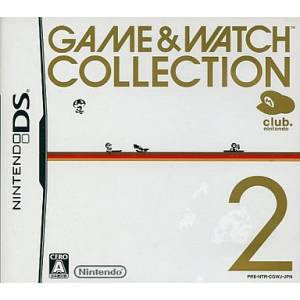 Game & Watch Collection 2 [NDS - Used Good Condition]