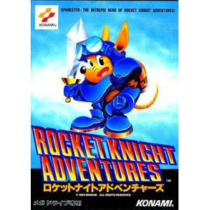 Rocket Knight Adventures [MD - Used Good Condition]