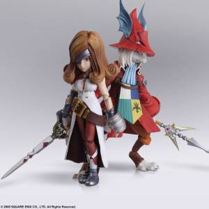 Final Fantasy IX -Freya Crescent & Beatrix [BRING ARTS / Square Enix]