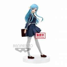 Sword Art Online - EXQ Figure - Asuna Survivor School Uniform ver. [Banpresto]