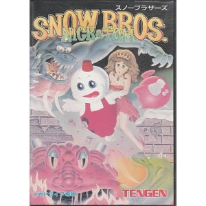 Snow Bros. - Nick & Tom [MD - Used Good Condition]