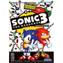 Sonic the Hedgehog 3 [MD - Used Good Condition]