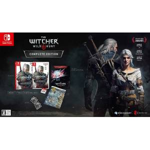 Nintendo Switch The Witcher 3 Wild Hunt Complete Edition (English Included) [Switch]