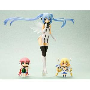 Sora No Otoshimono - Nymph With Ikaros & Astraea [Kotobukiya] [Used]