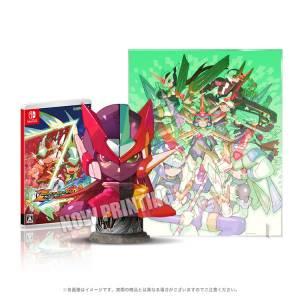 Rockman / Mega Man Zero & ZX Double Hero Collection e-Capcom Limited Edition (Multi Language) [Switch]