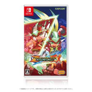 Rockman / Mega Man Zero & ZX Double Hero Collection (Multi Language) [Switch]