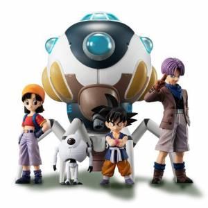 Dragon Ball GT - Ultimate Dragon Ball Set - Bandai Premium Limited Edition [HG]