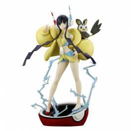 Pokemon Series - Elesa / Camila & Emolga Limited Edition [Pokemon Center]