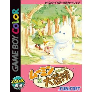 Moomin no Daibouken / Moomin's Tale [GBC - Used Good Condition]
