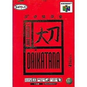 John Romero's Daikatana [N64 - used good condition]