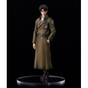 Shingeki no Kyojin / Attack on Titan - Levi coat style [Union Creative]