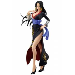One Piece Stampede - Glitter & Glamours - Boa Hancock - Black Version [Banpresto]