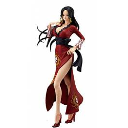 One Piece Stampede - Glitter & Glamours - Boa Hancock - Red Version [Banpresto]