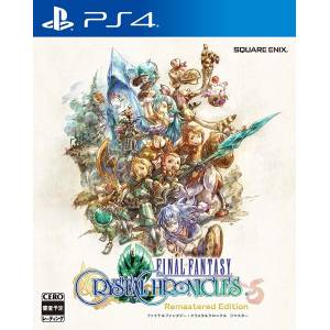 Final Fantasy Crystal Chronicles Remastered Edition [PS4]