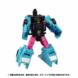 Transformers SIEGE SG-44 Decepticon Direct Hit & Decepticon Power Punch [Takara Tomy]