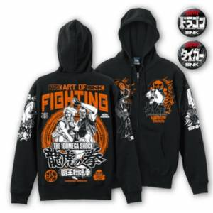 SNK Art Of Fighting Hoodie (The 100 Mega Shock!) - Tokyo Game Show 2019 Limited Edition [Goods]