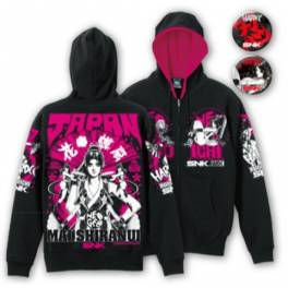 SNK Hoodie (Mai Shiranui) - Tokyo Game Show 2019 Limited Edition [Goods]