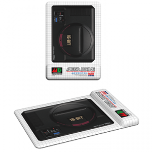 Mega Drive Mini Mousepad- Tokyo Game Show 2019 Limited Edition [Goods]