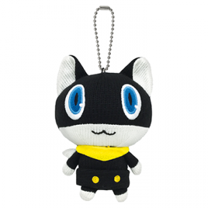 Persona 5 The Royal Amigurumi Mascot Morgana - Tokyo Game Show 2019 Limited Edition [Goods]