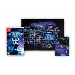 Hollow Knight (Multi Language) - First Press Edition [Switch]
