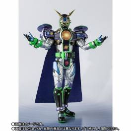 Kamen Rider WOZGINGA Finaly The Strongest In The Universe Set Limited Edition [SH Figuarts]