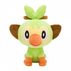 Pokemon Sword and Shield - Grookey Plush Pokemon Center Limited Edition [Goods]