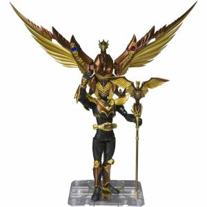 Kamen Rider - Odin & Goldphoenix [SH Figuarts] [Used]