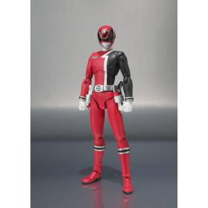 Dekaranger - Deka Red (Limited Edition) [SH Figuarts] [Used]