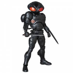 AQUAMAN - BLACK MANTA [Mafex No. 111]
