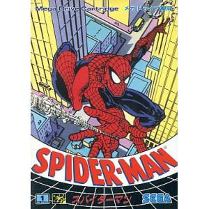 Spider-Man [MD - Used Good Condition]