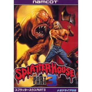 Splatterhouse Part 3 [MD - Used Good Condition]