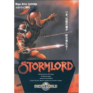 Stormlord [MD - Used Good Condition]