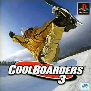 Cool Boarders 3 [PS1 - occasion BE]