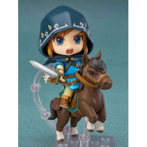 The Legend of Zelda: Breath of the Wild - Link Breath of the Wild Ver. DX Edition Reissue [Nendoroid 733-DX]