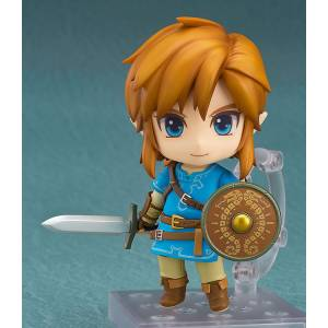 The Legend of Zelda: Breath of the Wild - Link Breath of the Wild Ver. Reissue [Nendoroid 733]