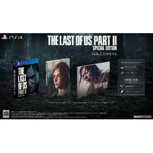 The Last of Us Part II - Special Edition [PS4]