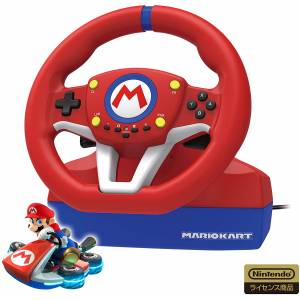 Mario Kart Racing Wheel for Nintendo Switch [Hori]