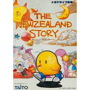 The New Zealand Story [MD - Used Good Condition]