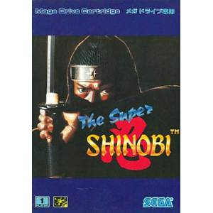 The Super Shinobi / The Revenge of Shinobi [MD - occasion BE]