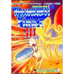 Thunder Force III [MD - Used Good Condition]