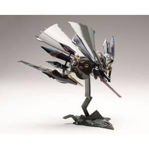 Ikaruga Hitekkai Ginkei (Black) Plastic Model Plastic Model [Kotobukiya]