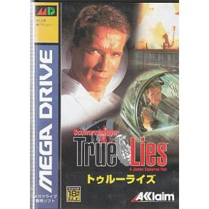 True Lies [Mega Drive - used]