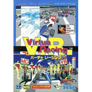 Virtua Racing [MD - Used Good Condition]